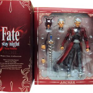 Fate Stay Night Archer Figure Hyper Fate Collection Enterbrain 1/8 scale anime figures UK animetal