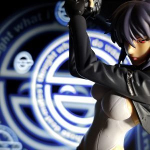 Ghost in the Shell Kusanagi Figure SEGA S.A.C. 2nd Gig Anime figures UK Animetal