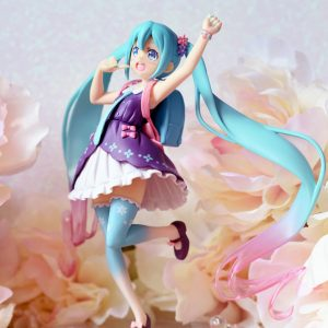 Vocaloid Hatsune Miku Spring Version Figure Taito Spring clothing version anime figures UK animetal
