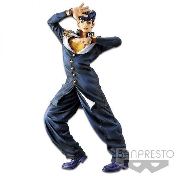 JoJos Bizarre Adventure Josuke Figure Grandista Banpresto Josuke higashikata jojos figure gallery anime figures UK animetal