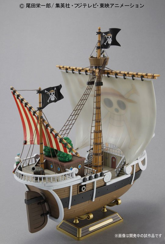 One Piece Going Merry Bandai Model Kit Sailing Ship Collection animetal anime figures UK