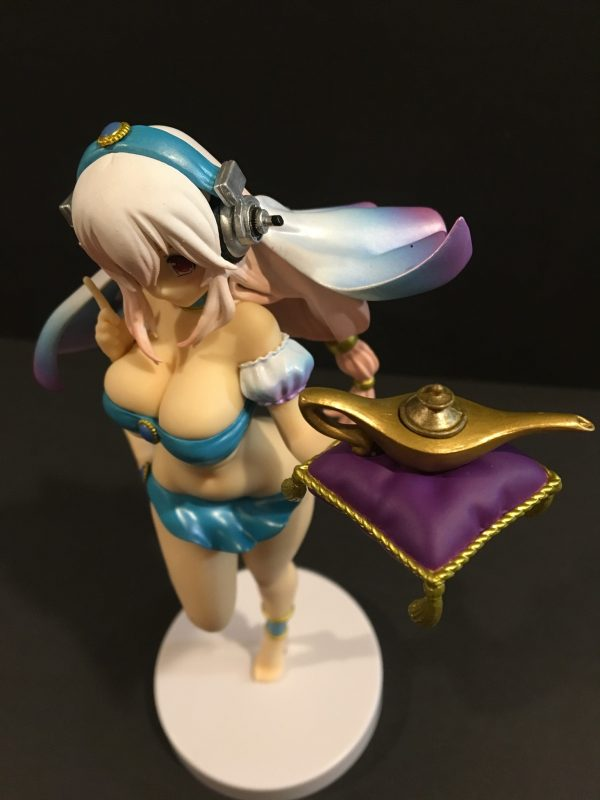 Super Sonico Figure Genie Of the Lamp FuRyu SSS Fairy Tale figure SoniComi anime figures uk animetal
