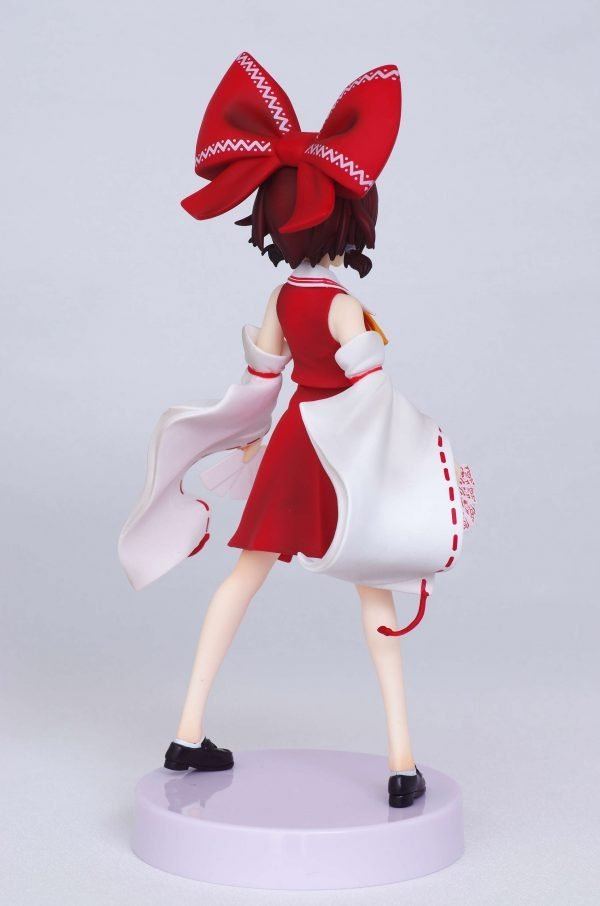 Touhou Project Reimu Hakurei Figure FuRyu Toho Project anime figures uk animetal