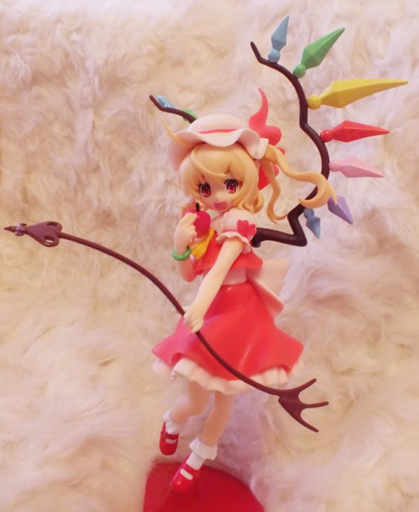Touhou Project Flandre Scarlet Figure SEGA UK Toho Project Flandre Scarlet figure anime figures UK animetal