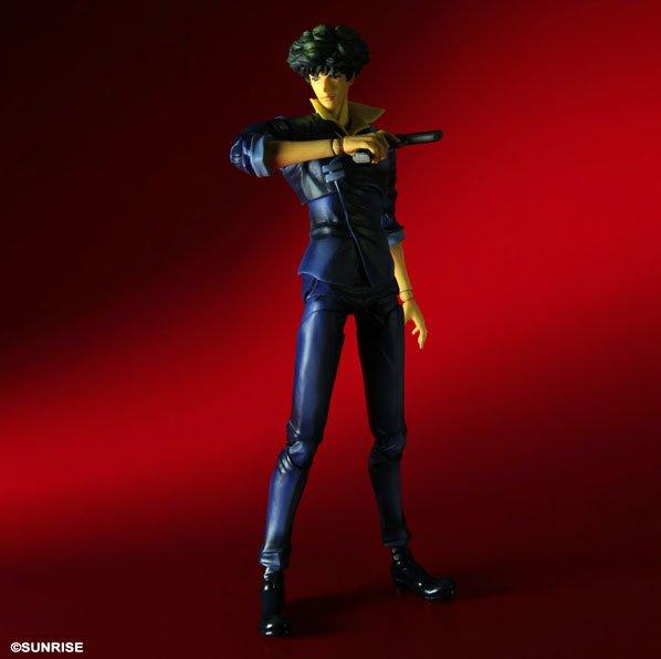Cowboy Bebop Spike Spiegel Figure Square Enix anime figures uk animetal