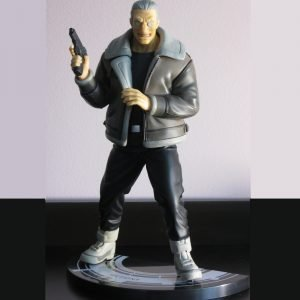 Ghost in the shell Batou Figure Taito anime figures uk animetal