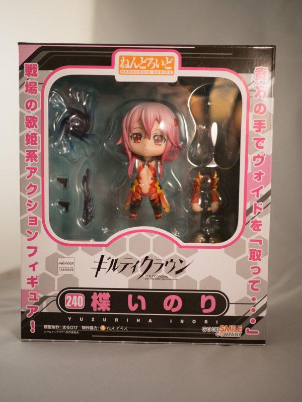 Guilty Crown Inori Yuzuriha Nendoroid 240 Good Smile Company