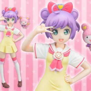 Pripara Laala Manaka Figure SEGA anime figures UK animetal