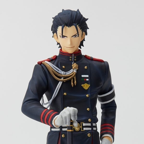 Seraph of the End Guren Ichinose Figure MensHdge No. 23