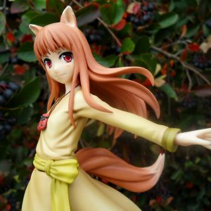 Spice and Wolf Holo Kotobukiya Figure 1/8 Scale Official Licensed pre-painted PVC ABS figure animetal anime figures UK spice and wolf statue
