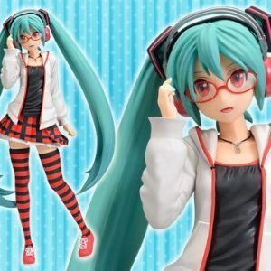 Vocaloid Hatsune Miku Figure Natural SEGA UK anime figures UK animetal