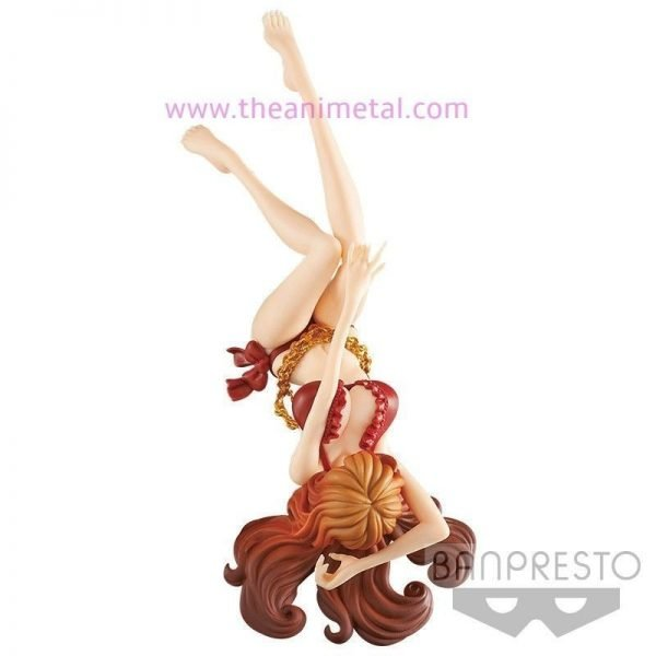 Lupin The Third Fujiko Mine Figure Mono Madonna II Banpresto UK anime figures UK animetal