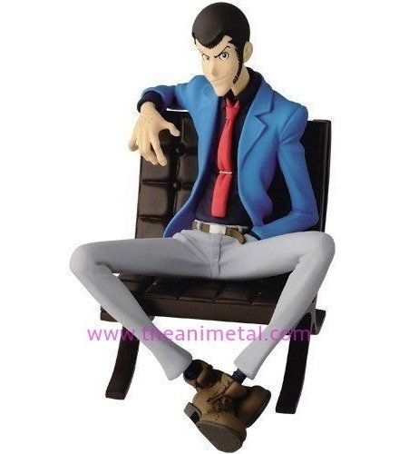 Lupin the Third Figure Creator x Creator Banpresto UK anime figures UK animetal