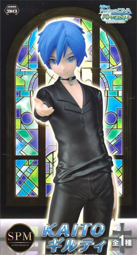 Vocaloid Kaito Figure Future SEGA uk anime figures uk animetal