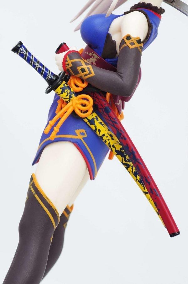 Fate Grand Order Miyamoto Musashi Figure Saber Servant FuRyu UK fate grand order anime figyures UK animetal
