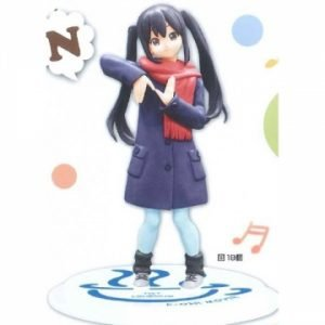 K-On! Azusa Nakano London Figure Letter N Banpresto UK anime figures UK animetal