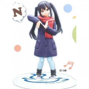 K-On! Azusa Nakano London Figure Letter N Banpresto UK anime figures UK animetal
