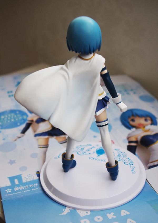 Madoka Magica Miki Sayaka Figure DX 2 Banpresto UK madoka dx anime figures UK animetal