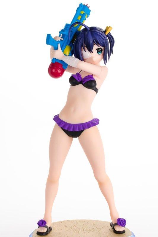 Chunibyo Rikka Takanashi Figure Beach Version SEGA UK anime figures UK animetal