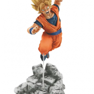 Dragon Ball Super Son Goku Figure Soul x Soul Banpresto UK anime figures UK animetal