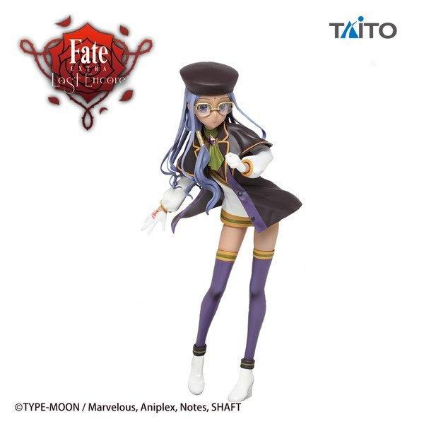 Fate Extra Last Encore Rani VIII Figure taito UK fate extra last encore anime figures uk animetal