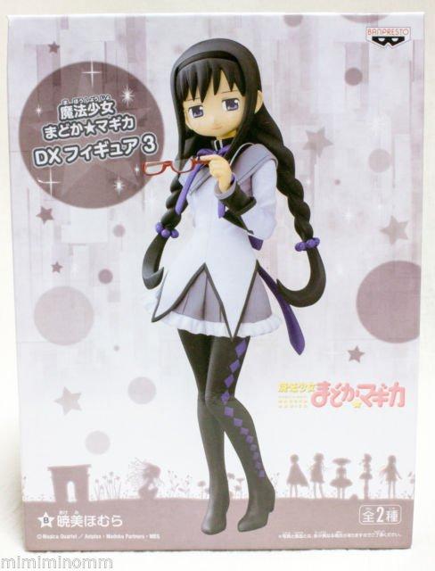 Madoka Magica Homura Akemi Figure DX 3 Banpresto UK madoka dx anime figures UK animetal