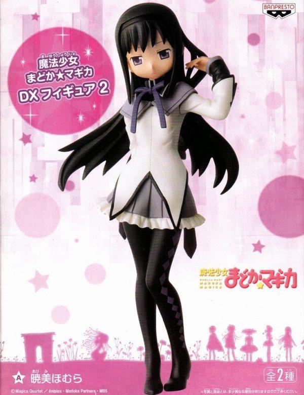 Madoka Magica Homura Akemi Figure DX 2 Banpresto UK madoka dx anime figures UK animetal