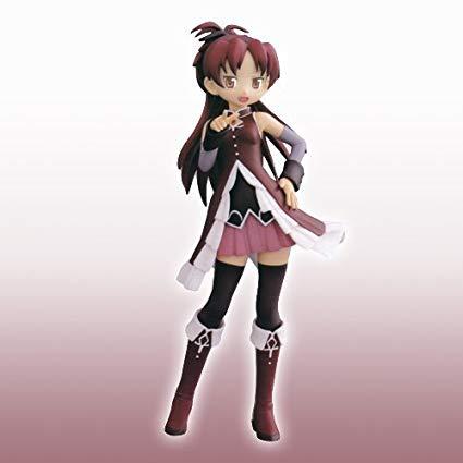 Madoka Magica Sakura Kyoko Figure DX 3 Banpresto UK madoka dx anime figures UK animetal