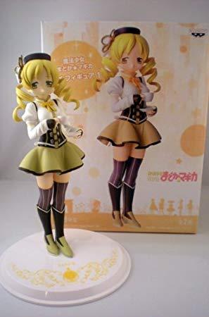Madoka Magica Tomoe Mami Figure DX 1 Banpresto UK madoka dx anime figures UK animetal