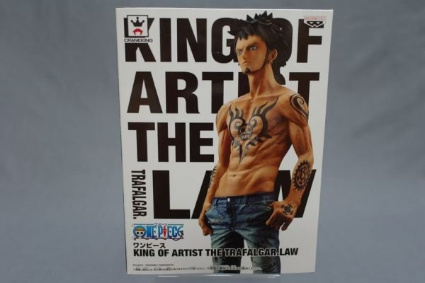 One Piece King of Artist the Law Figure Banpresto UK one piece anime figures UK animetal