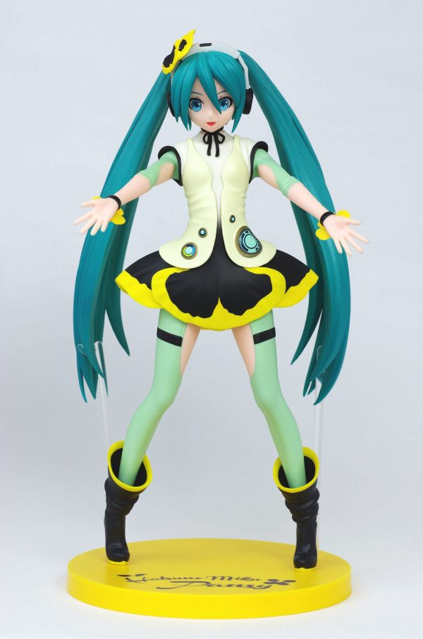 Vocaloid Hatsune Miku Figure Pansy SEGA UK anime figures UK animetal