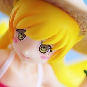 Monogatari Oshino Shinobu Figure SEGA UK monogatari anime figures UK animetal