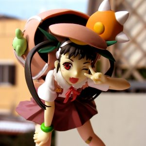 Monogatari Mayoi Hachikuji Figure Taito UK monoatari anime figures UK animetal