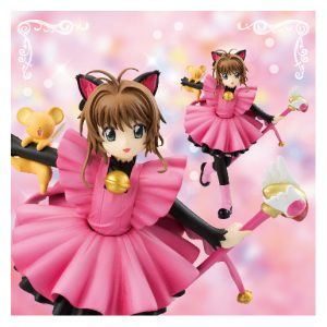 Cardcaptor Sakura Lovely Kitten Figure FuRyu UK anime figures UK animetal