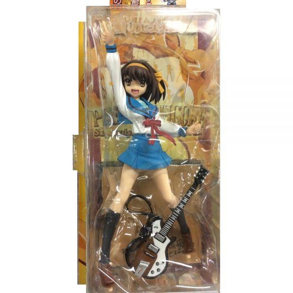 Melancholy of Haruhi Suzumiya Figure Guitar Player SEGA UK anime figures UK animetal