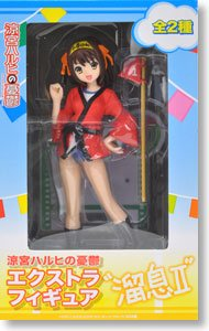 Melancholy of Haruhi Suzumiya Figure A SEGA UK anime figures UK animetal