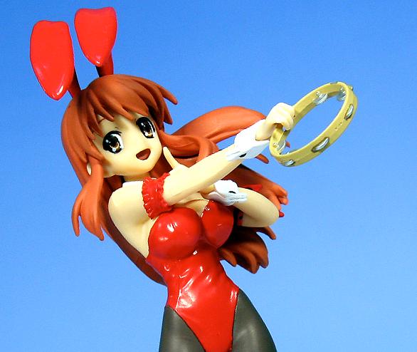 Melancholy of Haruhi Suzumiya Asahina Mikuru Figure SEGA UK anime figures UK animetal