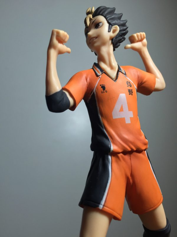 Haikyuu Nishinoya Yuu Figure Banpresto DXF vol. 6 UK anime figures UK animetal