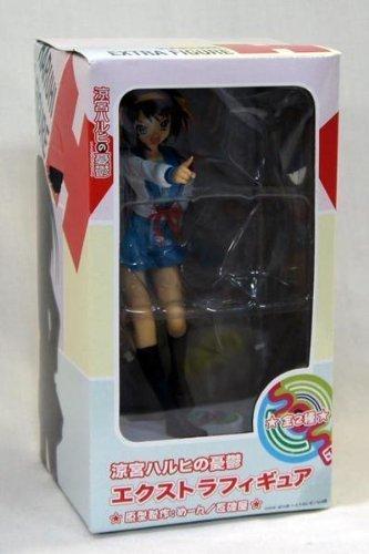 Melancholy of Haruhi Suzumiya Figure School Uniform SEGA UK anime figures UK animetal