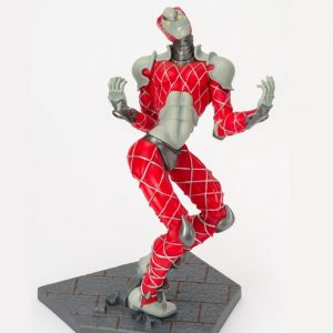 JoJo's Bizarre Adventure Part 5 King Crimson Diavolo Stand Figure Banoresto Ichiban Kuji Prize B Vento Aureo anime figures UK animetal