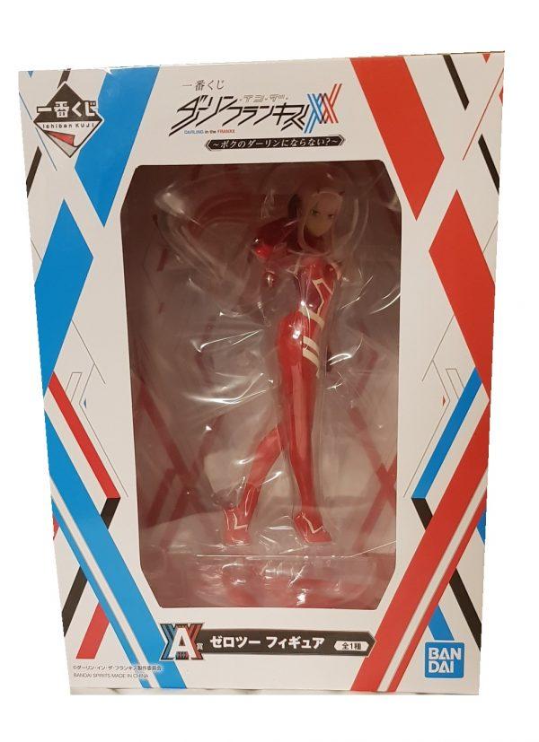Darling in the Franxx zero two figure bandai Ichiban Kuji Prize A Darlin in The Franxx zero two figure Pilot Suit Version bandai anime figures UK animetal