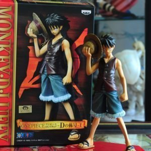 One Piece Monkey D Luffy Figure d lineage Banpresto UK DX Figure vol. 1 One Piece monkey d luffy figure one piece anime figures UK animetal