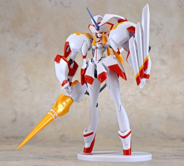 Darling in the Franxx strelitzia figure S. H. Figuarts Bandai Tamashi nations UK anime figures UK animetal