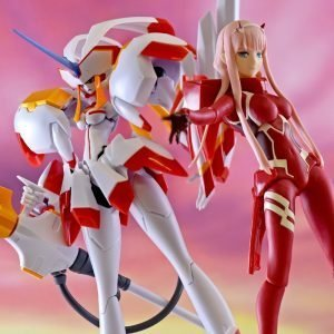Darling in the Franxx zero two figure S. H. Figuarts UK Bandai darling in the franxx anime figures UK animetal