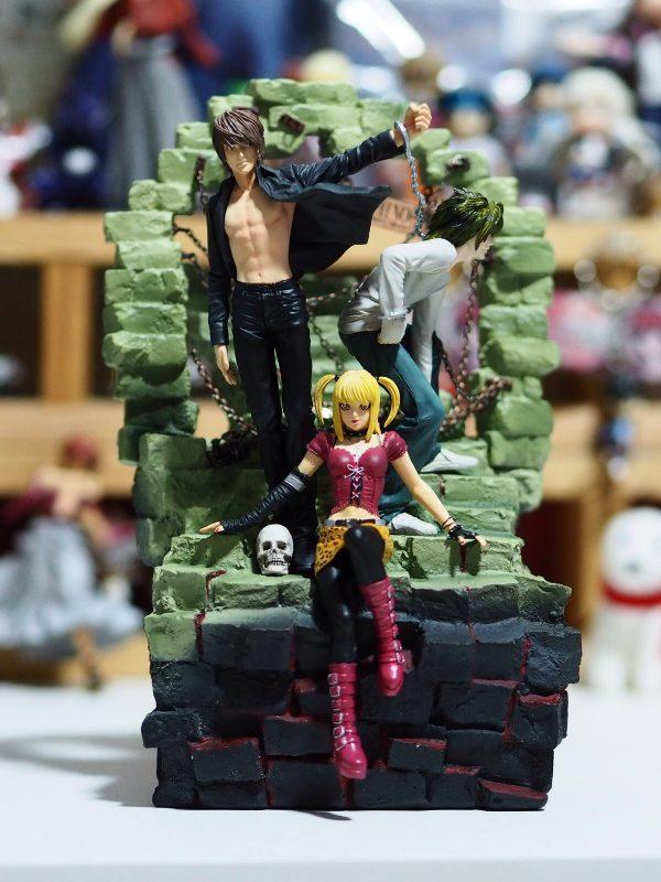 Death Note Figure Shueisha UK anime figures UK animetal