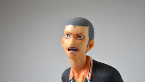 Haikyuu Tanaka Ryunosuke Figure Banpresto UK anime figures UK animetal