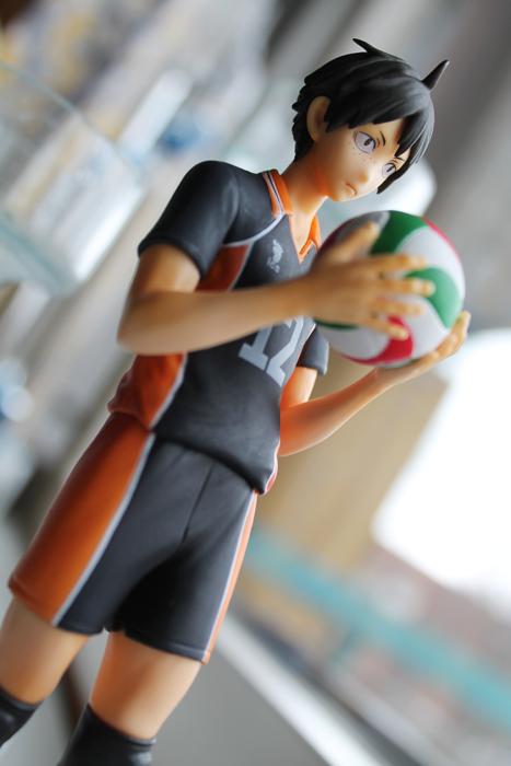 Haikyuu Yamaguchi Tadashi Figure Banpresto UK anime figures UK animetal