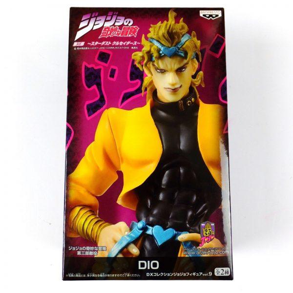 Jojos Bizarre Adventure Dio Brando Figure Banpresto dx vol. 9 anime figures UK animetal