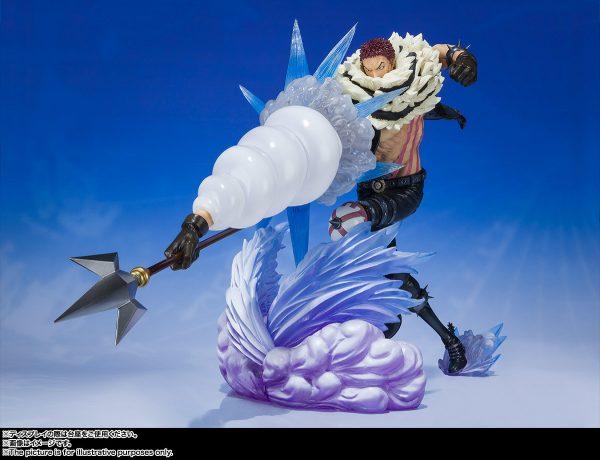 One Piece Charlotte Katakuri Figure Bandai S. H. Figuarts UK anime figures UK animetal