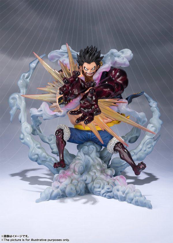 One Piece Monkey D. Luffy Figure Bandai S. H. Figuarts UK anime figures UK animetal